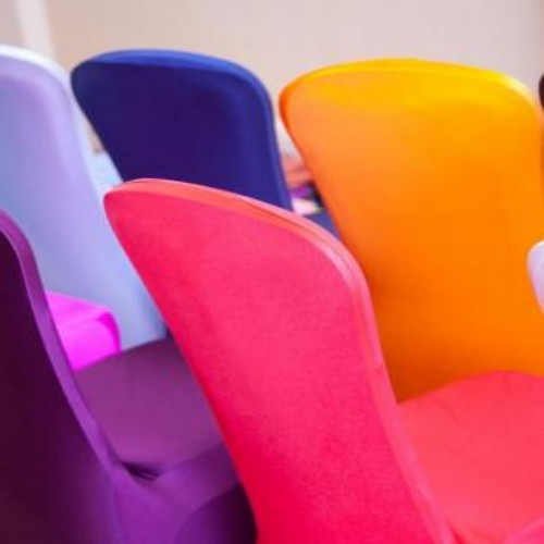 Coloured Spandex Chair Covers