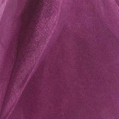 Organza Fabric - Burgundy
