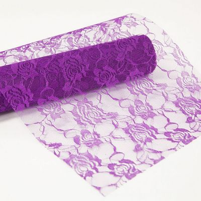 Decor Essential Lace Roll - Ultra Purple