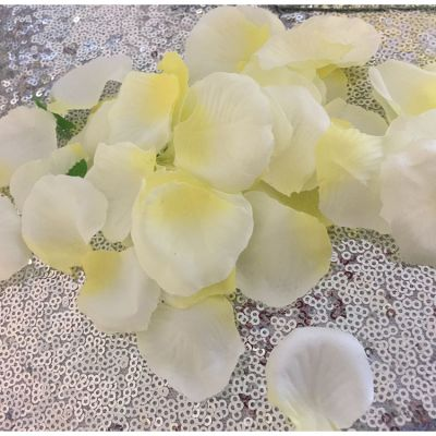 Silk Petals - Yellow