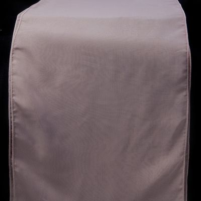Chiffon Table Runner - Mink