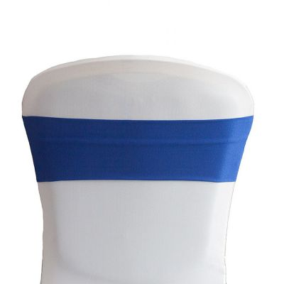 Lycra Chair Bands - Royal
