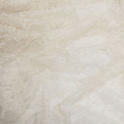 Lace Fabric - Ivory
