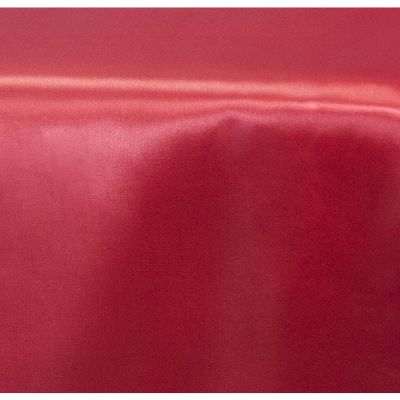 Satin Fabric - Red