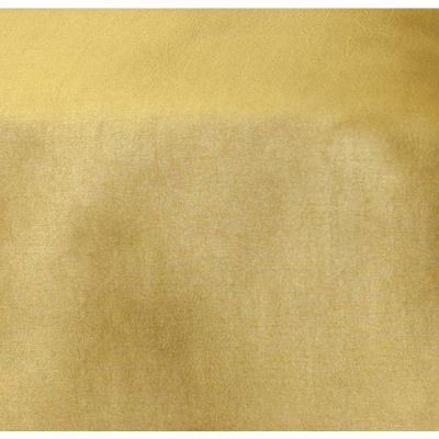Taffeta Fabric - Canary Yellow