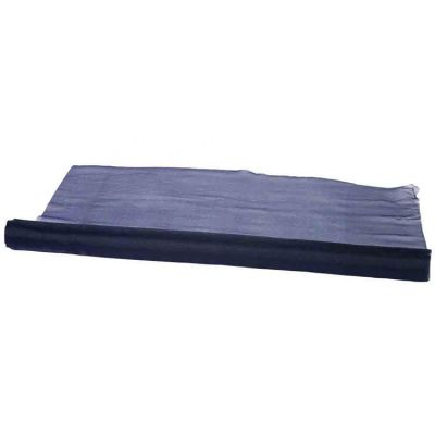 Organza Fabric 29cm x 25m Per Roll- Navy