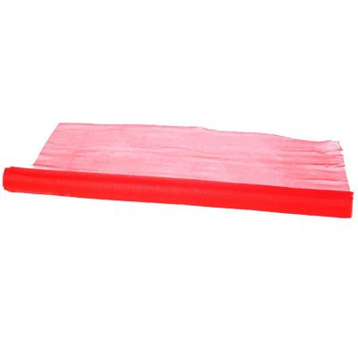 Organza Fabric 29cm x 25m Per Roll- Red
