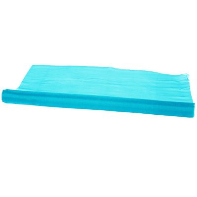 Organza Fabric 29cm x 25m Per Roll- Turquoise