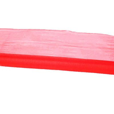 Organza Fabric 70cm x 10m Per Roll- Red