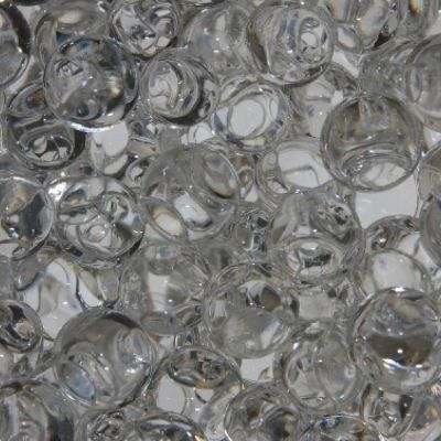 Water Pearls 100g 12mm - Clear