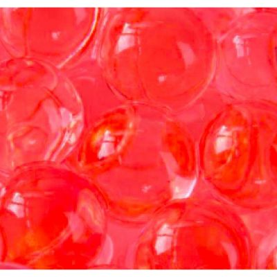 Water Pearls 100g 12mm - Red