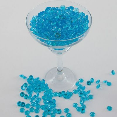 Scatter Crystals 10mm - Turquoise