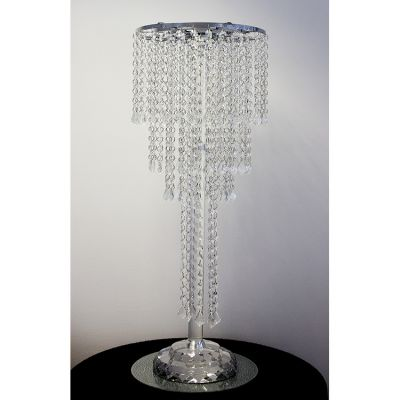 Glass Crystal 4 Tier Opus Centrepiece CCD122S