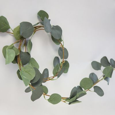 Apple Leaf Garland 2m Alpine Green