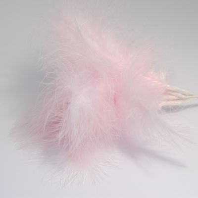 Fluff Feathers - Pale Pink