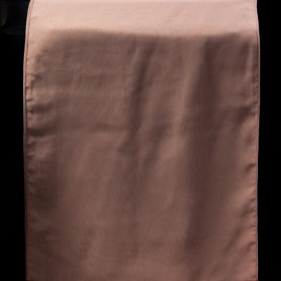 Chiffon Table Runners - Burlwood