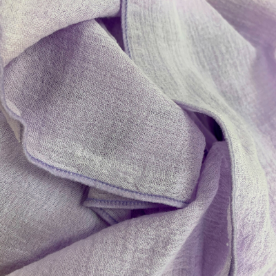 CHEESECLOTH FABRIC ROLL 20M LILAC