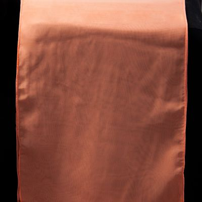 Chiffon Table Runners - Coral