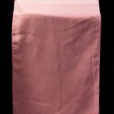 Chiffon Table Runner - Dusty Rose