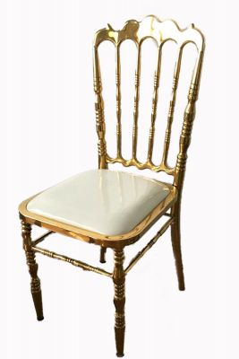 NAPOLEON CHAIR GOLD
