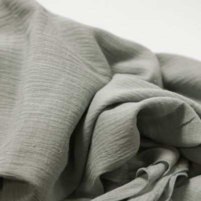 Cheesecloth Fabric Roll 20m Light Grey