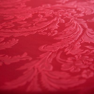 Damask Table Cloths 90 x 90 - Red