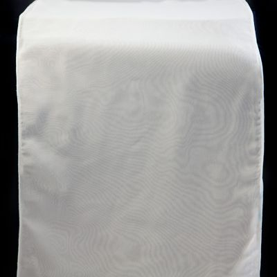 Chiffon Table Runner - Ivory