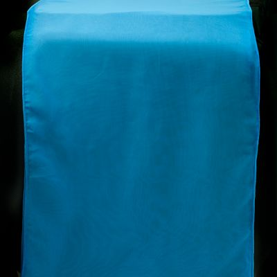 Chiffon Table Runner - Royal Blue