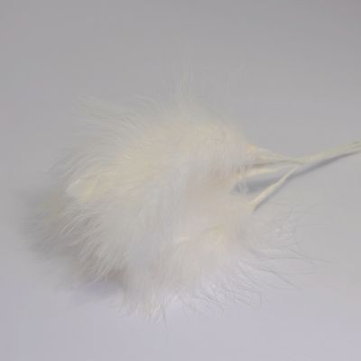 Fluff Feathers - Ivory