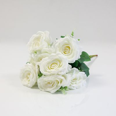 ROSE BUNCH HM91677 IVORY