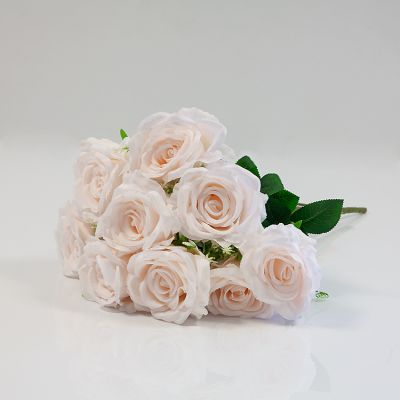ROSE BUNCH HM91677 LIGHT PEACH