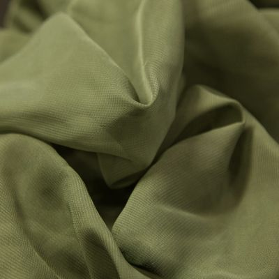 Chiffon Fabric - Burnt Olive