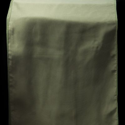 Chiffon Table Runners - Burnt Olive