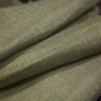Linen Fabric - Burnt Olive