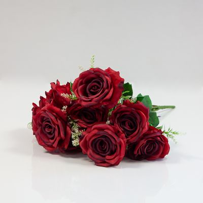 ROSE BUNCH HM91677 RED