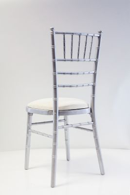 Chivari Chair - Silver