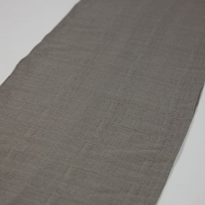 Premium Linen Table Runner Stone Grey