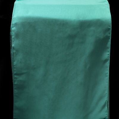Chiffon Table Runner - Teal