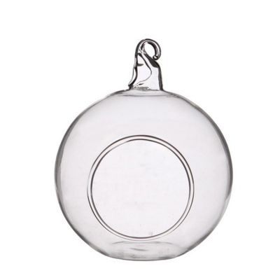 GLASS HANGING TEALIGHT VOTIVE 72 PACK