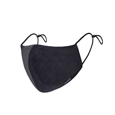 Reuseable Anti-Bac Mask Black