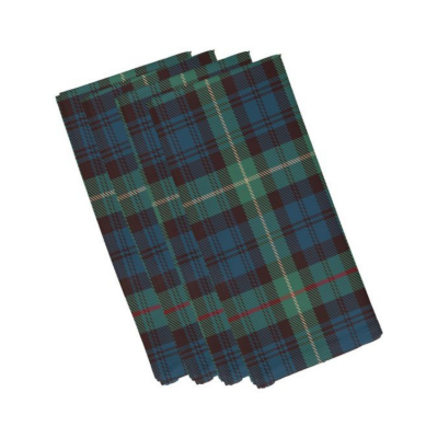 Tartan Napkins - Blackwatch
