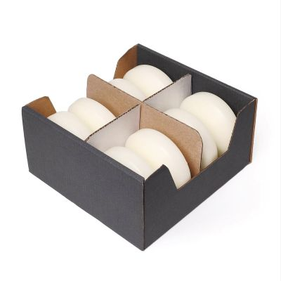 Floating Candles 8 Pack White