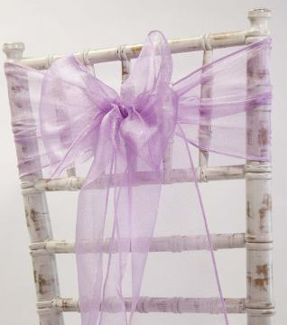 buy or hire organza sashes from 0 89 chair cover depot uk
