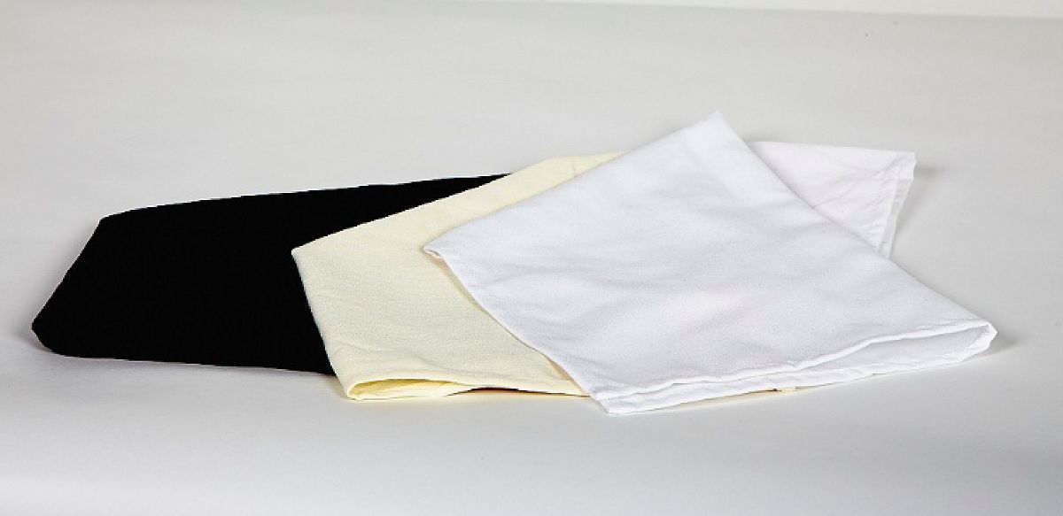 Table Napkins - White