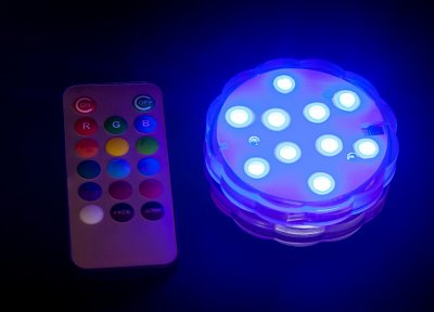 LED Lights Base RGB