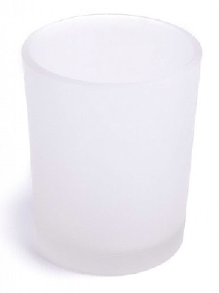 Buy Frosted Glass Tea Light Holders With Led Lights