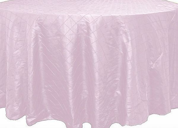 Pin Tuck Table Cloths - White