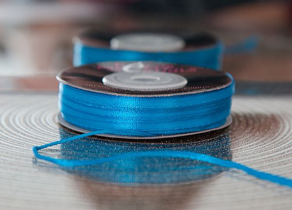 Decor Essential Satin Ribbons 03mm x 50m - Royal Blue
