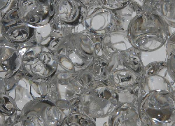 Water Pearls 1kg 12mm - Clear