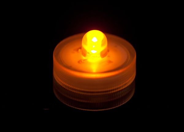 Submersible LED Lights - Amber